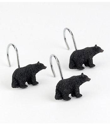 Крючки для душа Black Bear Lodge Avanti