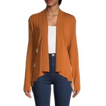 Open-Front Cardigan Sweater Calvin Klein