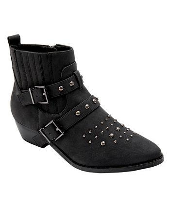 Женские ботинки Cindy в вестерн до щиколотки JANE AND THE SHOE