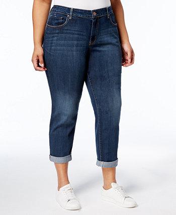 Модные джинсы скинни Mika Best Friend размера плюс Jessica Simpson