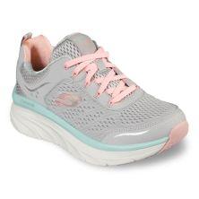 Skechers® Relaxed Fit: женские кроссовки D'Lux Walker Infinite Motion SKECHERS