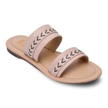 Jane and the Shoe Agatha Women's Slide Sandals JANE AND THE SHOE