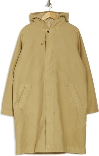Пальто Chaos на подкладке из искусственного меха Ksubi