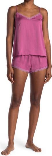 Пижама на бретельках Arianna с кружевной отделкой, комплект из 2 предметов Midnight Bakery