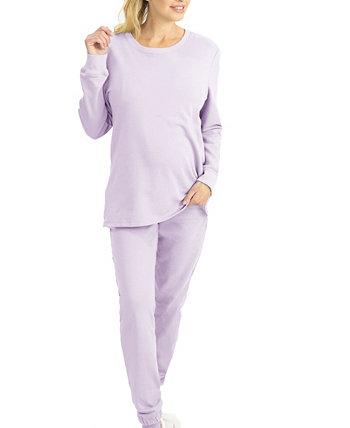 Комплект женской одежды для отдыха для кормящих мам из 2 предметов Blooming Women by Angel
