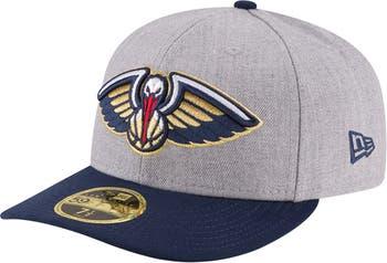 Кепка New Orleans Pelicans из 6 панелей New Era Cap