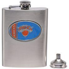 New York Knicks Stainless Steel Flask Unbranded
