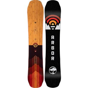 Arbor Shiloh Rocker Snowboard Arbor