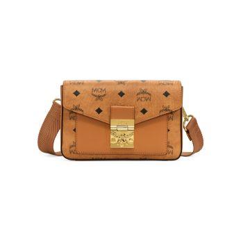 Маленькая сумка через плечо Millie Visetos MCM