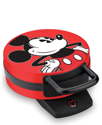Вафельница с круглым персонажем Микки Мауса Disney