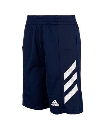 Big Boys AEROREADY Pro Sport шорты с 3 полосками Adidas