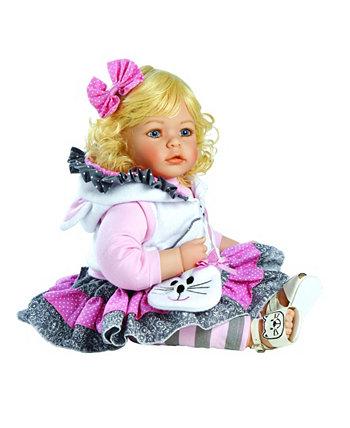 Кукла Кот Мяу для малышей Adora