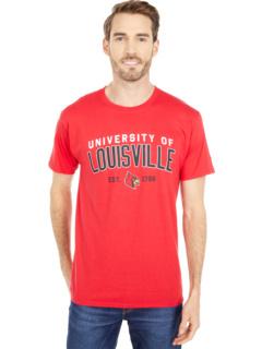 Футболка из джерси Louisville Cardinals Champion College