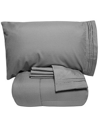 Двойное одеяло из 4 предметов и простыни Sweet Home Collection