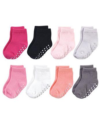 Носки для мальчиков и девочек с противоскользящим захватом для защиты от падения Touched by Nature