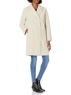 Пальто Meryl из искусственной шерпы Velvet by Graham & Spencer