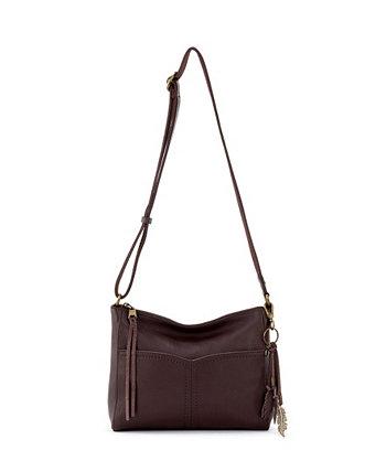 Женская кожаная сумка через плечо Alameda The Sak
