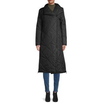 Водостойкое пальто Karl Lagerfeld Paris