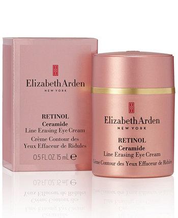 Очищающий крем для кожи вокруг глаз Retinol Ceramide Line Erasing Eye Cream Elizabeth Arden