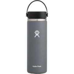 Широкий рот на 20 унций с крышкой Flex Cap 2.0 Hydro Flask