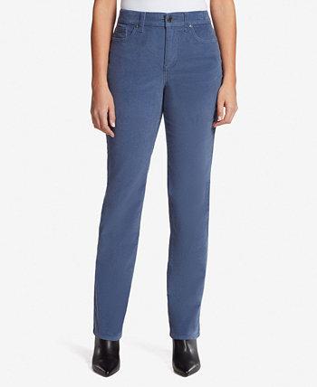 Женские вельветовые джинсы средней длины Mandie Bandolino