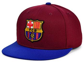 Бейсболка с логотипом команды FC Barcelona Fan Ink