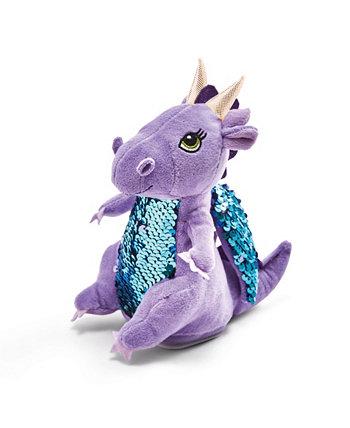 Плюшевая девушка-дракон с речью - повтор Two's Company