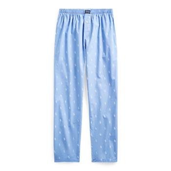 Пижамные брюки Signature Pony ig Ralph Lauren
