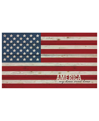 America Wall Art P Graham Dunn