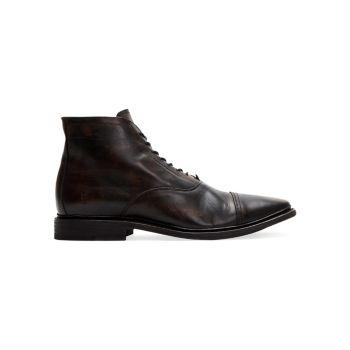 Кожаные ботинки Paul на шнуровке Frye