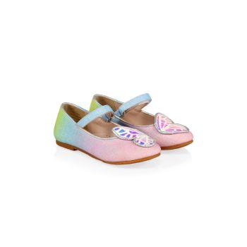 Туфли-бабочки для маленьких девочек и девочек Sophia Webster
