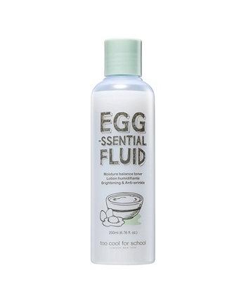 Увлажняющий тоник для яичной жидкости Too Cool For School