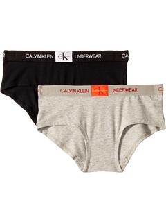 Набор из 2 предметов-хипстеров с монограммами (для маленьких / больших детей) Calvin Klein