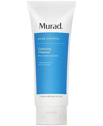 Очищающее очищающее средство против угрей, 6,75 унций. Murad