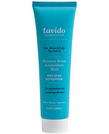 Антиоксидантная маска Moisture Boost Lavido