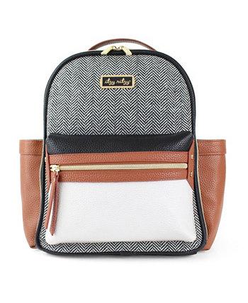 Миниатюрная сумка для подгузников-рюкзаков Itzy Ritzy