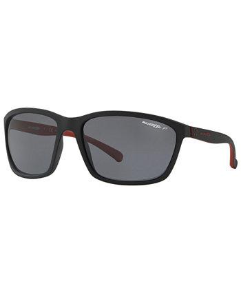 Мужские поляризованные солнцезащитные очки Hand Up Arnette