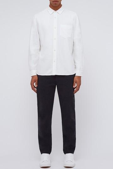 Приталенная рубашка с пуговицами спереди Lupine BALDWIN
