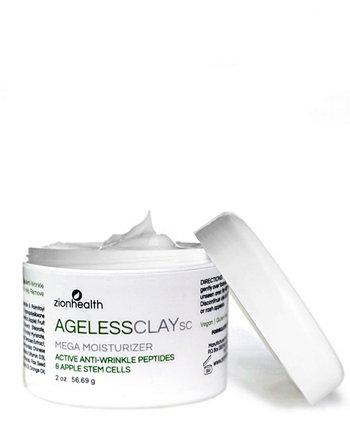 Ageless Clay Крем против морщин со стволовыми клетками Zion Health