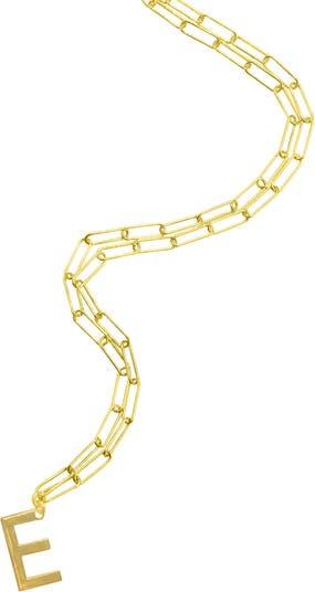 Ожерелье-цепочка из 14-каратного золота с вермеилом ADORNIA