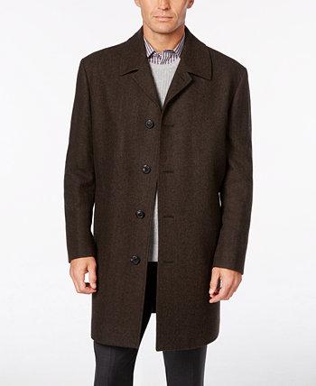 Шерстяное пальто Ковентри London Fog