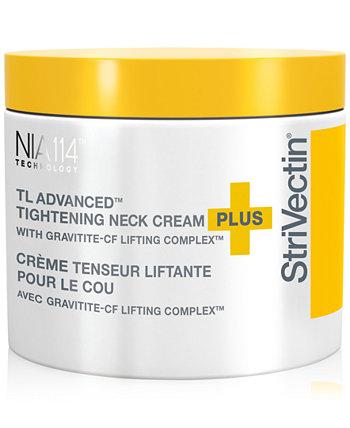 TL Advanced Подтягивающий крем для шеи Plus, 3,4 унции. StriVectin