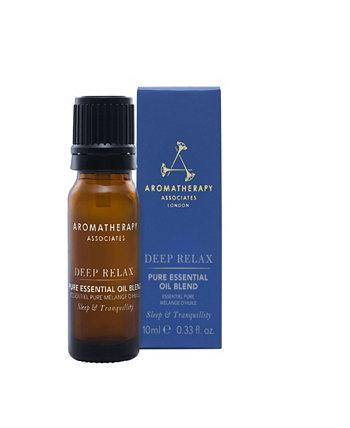 Смесь эфирных масел Deep Relax Pure, 10 мл Aromatherapy Associates