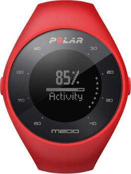 Часы с GPS-пульсометром M200 Polar