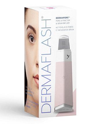 Инфузор сыворотки с ультразвуковым экстрактором пор Dermapore DERMAFLASH