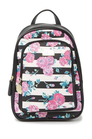 Стеганый рюкзак среднего размера Betsey Johnson