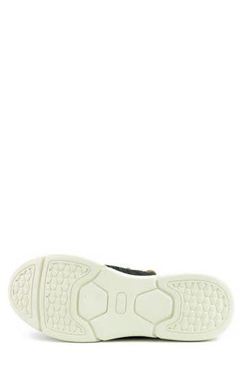 Flax Sock Knit Sneaker Crevo