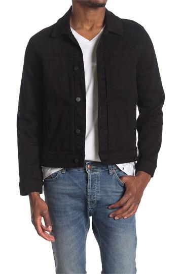 Однотонная джинсовая куртка Vaughn Trucker DL1961