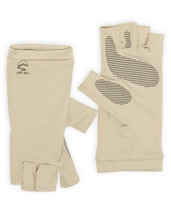 Женские перчатки без пальцев Uv Shield Cool Sunday Afternoons