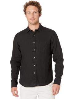 Рубашка Cabardes из устойчивого к морщинам льна UNTUCKit